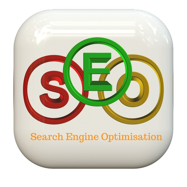 Image of Search Engine Optimisation button